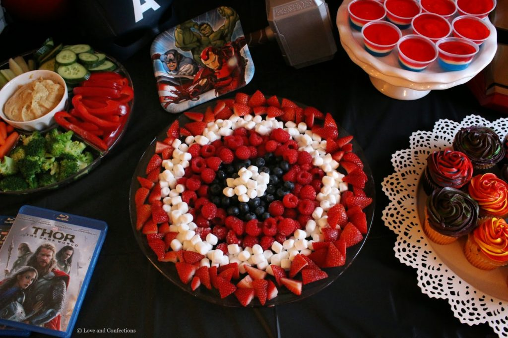 MARVEL's The Avengers: Age of Ultron Party from LoveandConfections.com #AvengersUnite
