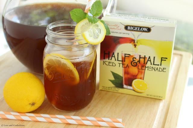 Bigelow Iced Tea & Lemonade from LoveandConfections.com #MeAndMyTea