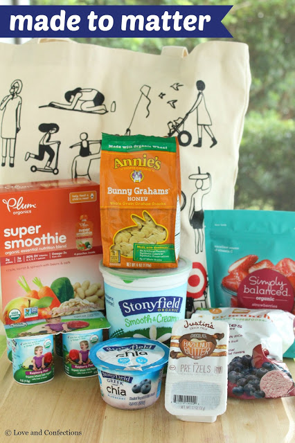 Made to Matter from LoveandConfections.com #StonyfieldBlogger