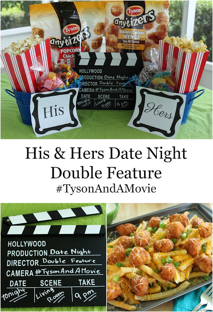 #Ad His & Hers Date Night Double Feature from LoveandConfections.com #TysonAndAMovie