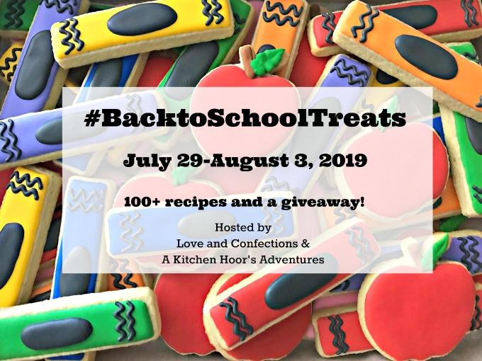Back-to-School Treats week logo