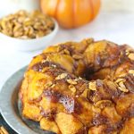 Pumpkin Pecan Monkey Bread