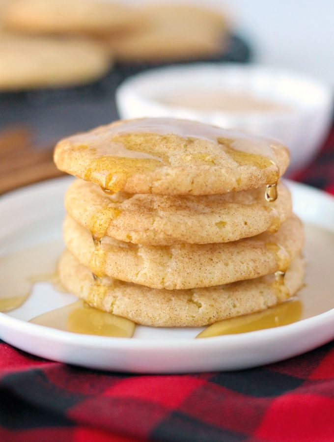 French Toast Snickerdoodles