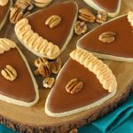 Pecan Pie Cut-Out Cookies