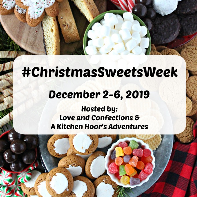 Christmas Sweets Week 2019 logo