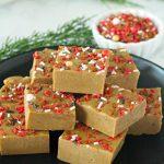 Gingerbread Fudge