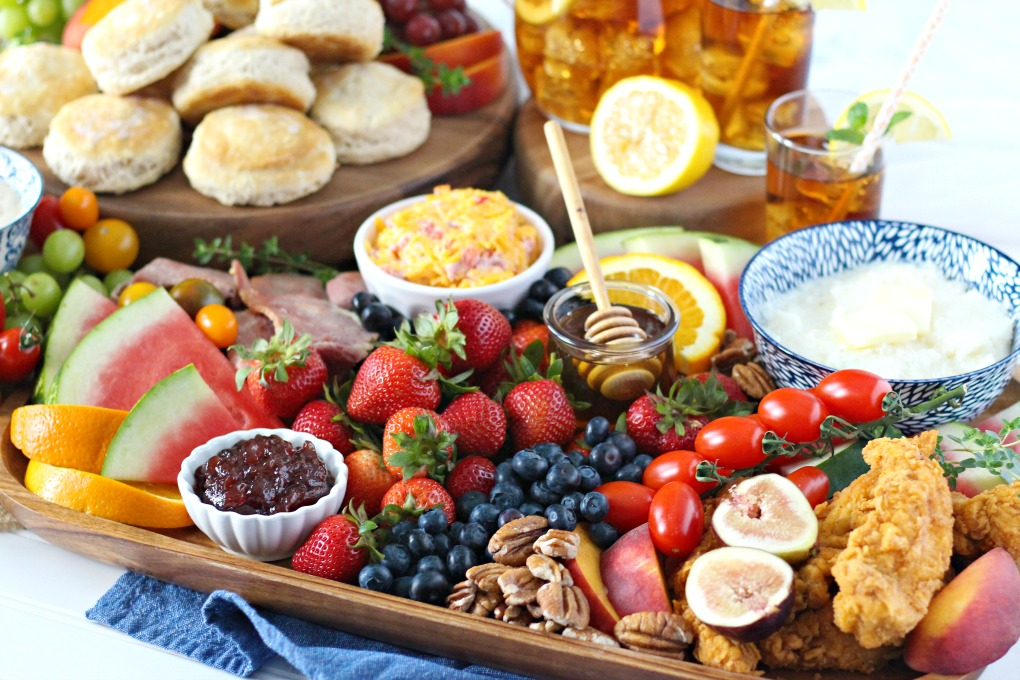 Southern Brunch Board