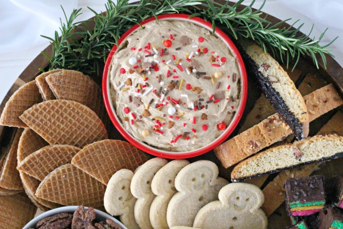 Easy Gingerbread Dip Recipe